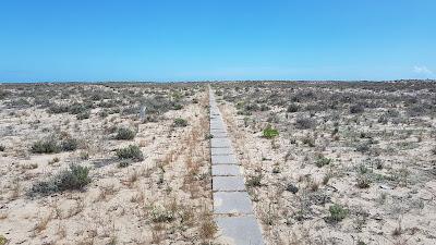 strada verso il nulla