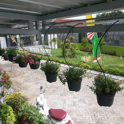 10 Desain Terbaru Taman Gantung Untuk Rumah Minimalis Dengan Konsep Alami 9