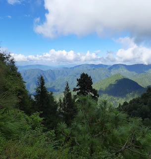 Himalayas view point Nainital