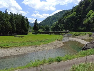 京都花脊リゾート山村都市交流の森の敷地