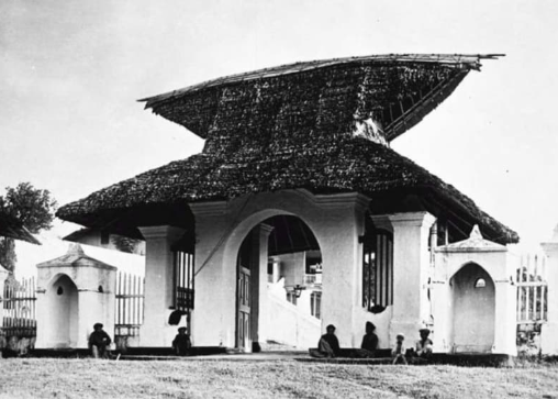 History of Ternate Sultanate Palace in North Maluku Province, Indonesia