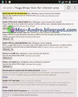 Internet Android Super Cepat-Tweak Browser Chrome