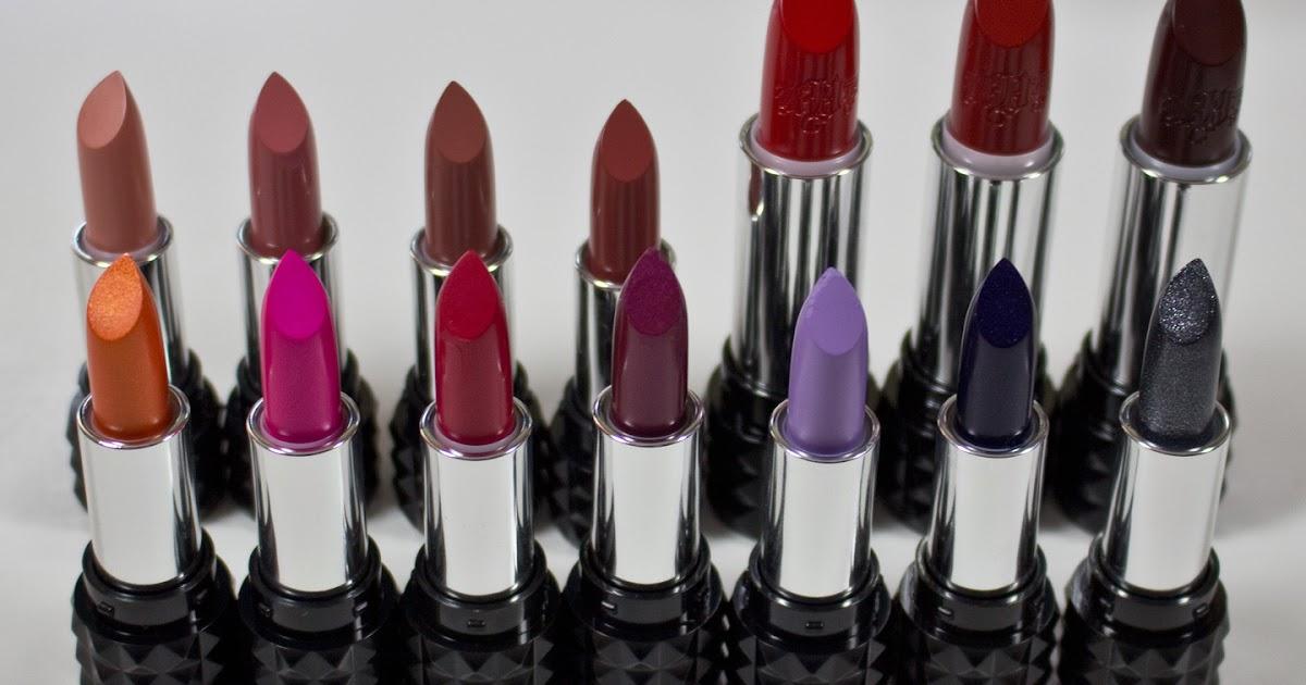 WARPAINT and Unicorns: Kat Von D Studded Kiss Lipstick in Noble ...