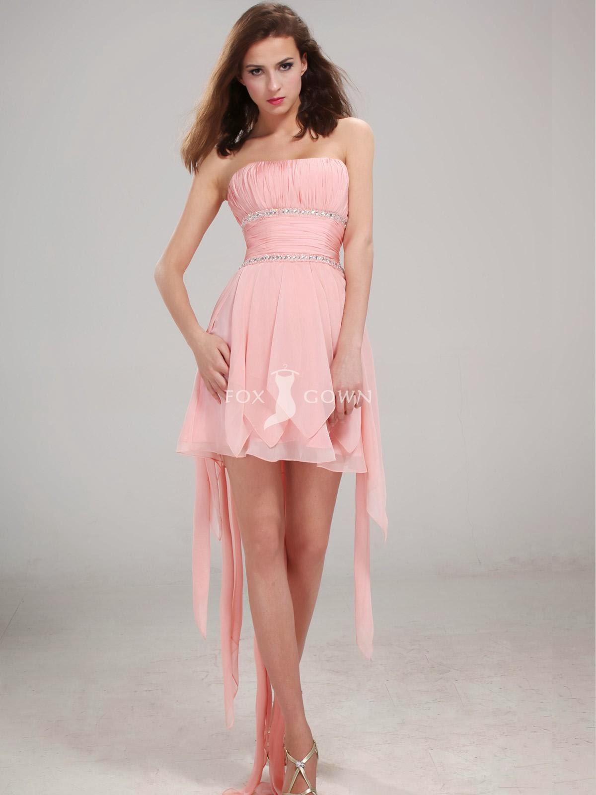 Vestidos de fiesta cortos | El vestido perfecto | Vestidos | Moda ...