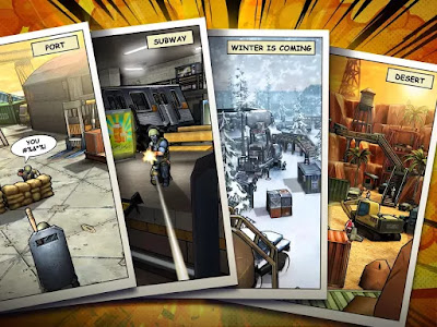 Screenshot Major GUN 2 War on terror