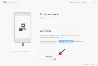 Cara, Unlock, Bootloader, UBL, Xiaomi, tutorial, android, online,