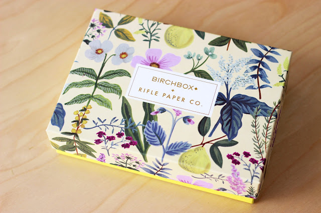 Birchbox April 2016