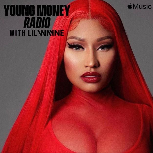 "Nicki Minaj To Guest On Lil Wayne's ""Young Money Radio"""