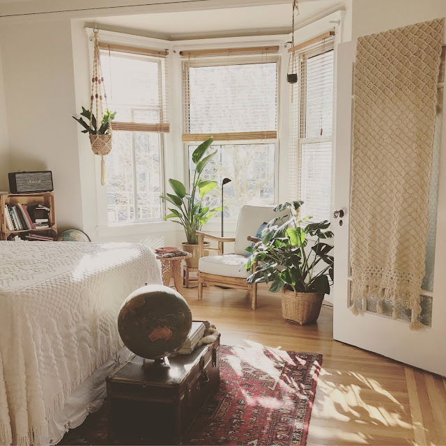 bohemian bedroom ideas for small rooms