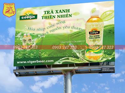 bang pano, bảng hiệu quảng cáo