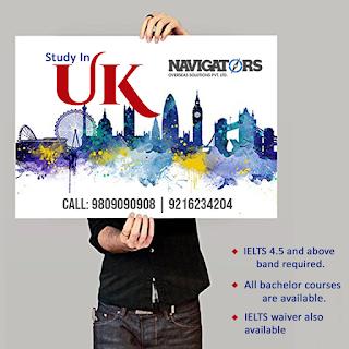 UK Study Visa Consultants in Chandigarh