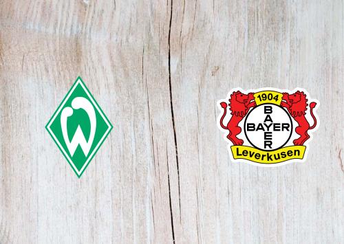 Werder Bremen vs Bayer Leverkusen -Highlights 08 May 2021