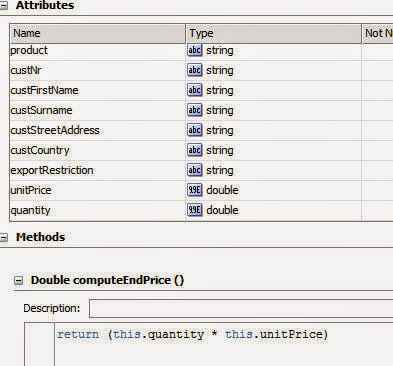 #8 BPM 12c New Features --> Business Parameters