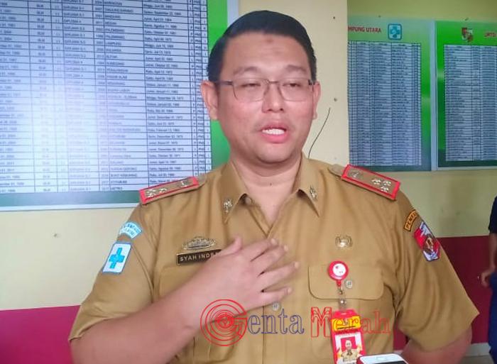 Direktur RS Ryacudu Tampik Kejanggalan Hasil Tes Pegawai BLUD, Syah Indra :Semua Berkitan Dengan SDM
