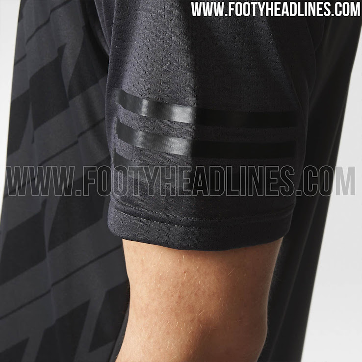5116f894d16 Stunning Special Adidas Real Madrid 17-18 Jersey Leaked - Footy ...