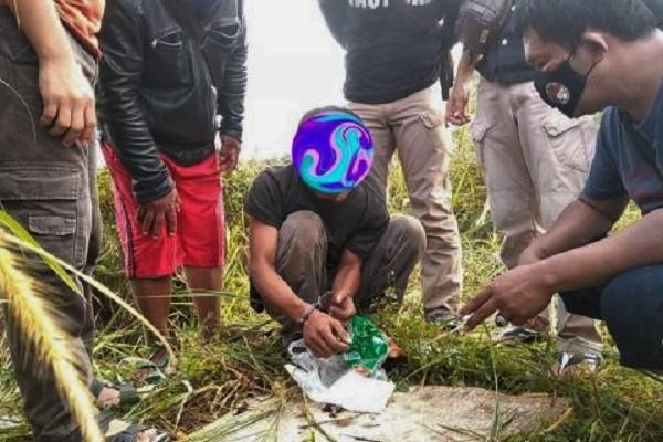 Buang Bungkusan Plastik di Pinggir Jalan, Terancam Pidana 5 Tahun Penjara