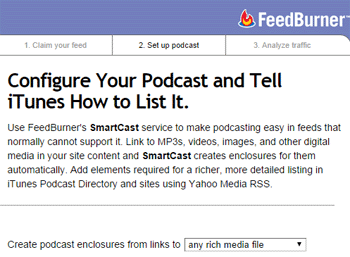 setting rss feed 4