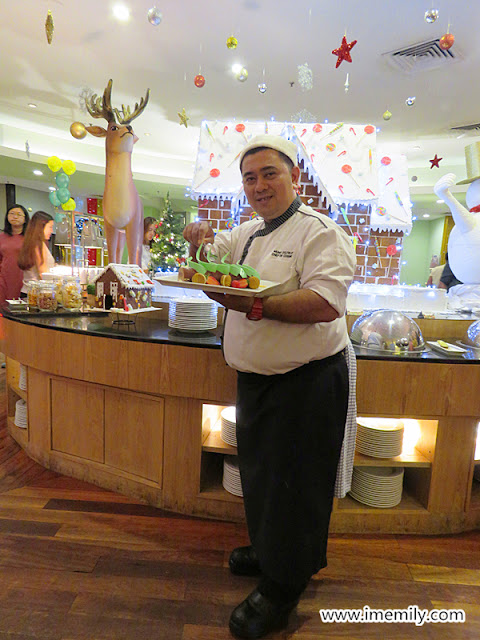 Delectable Christmas Spread @ Berjaya Times Square KL