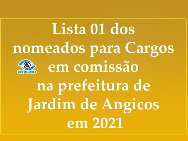blog do Jasão Jardim de Angicos nomeados