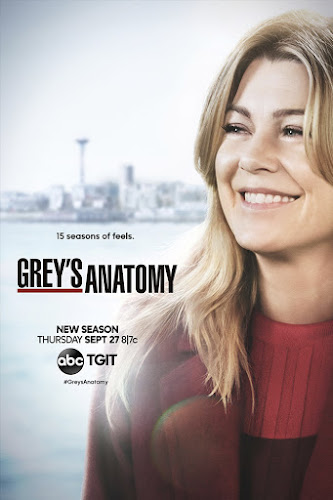 Grey's Anatomy Temporada 15 (HDTV 720p Ingles Subtitulada)