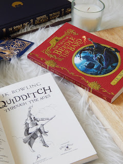 Mini Reviews: The Harry Potter Edition   sprinkledpages