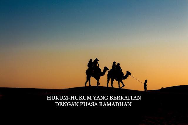 hukum-hukum-yang-berkaitan-dengan-puasa-ramadhan