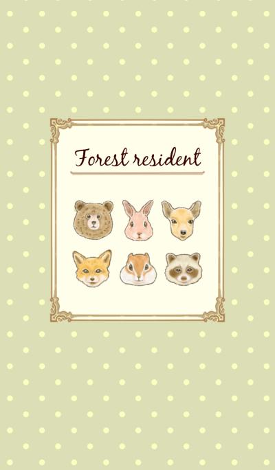 -Forest resident-