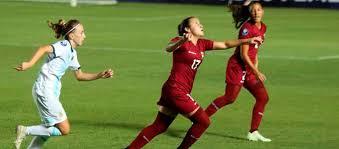 CONMEBOL Vinotinto femenina Sub 20 ya tiene fecha