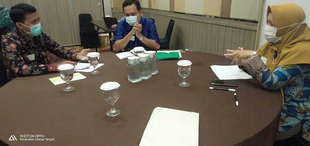 Lokakarya 4 Pendidikan Guru Penggerak di Cilacap