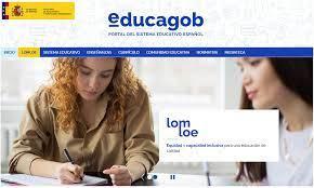 Educagob. Legislación MEC