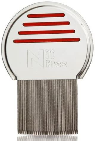 nit free lice comb