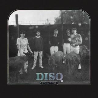 """ALBUM: portada de """"Collector"""" de la banda DISQ"""