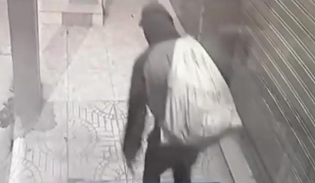La Policía apresa supuesto ladrón que tenía en zozobra a comercios de Santo Domingo Oeste