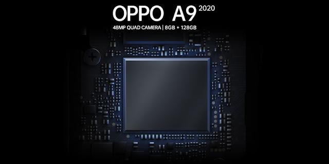 Spesifikasi Lengkap OPPO A9 2020 dan Harganya
