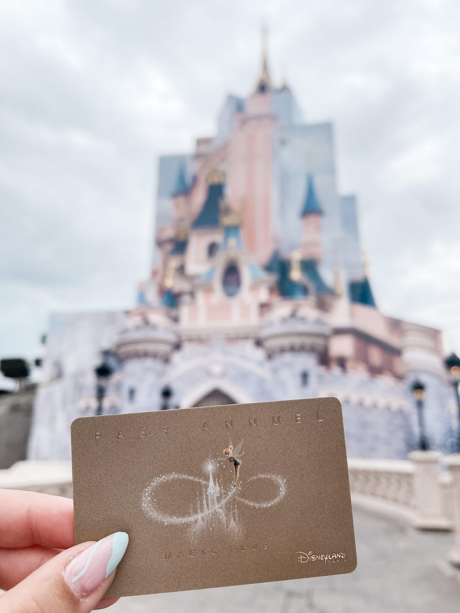 Pase Anual Magic Plus Disneyland Paris