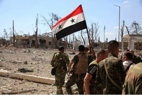 Syrian Troop