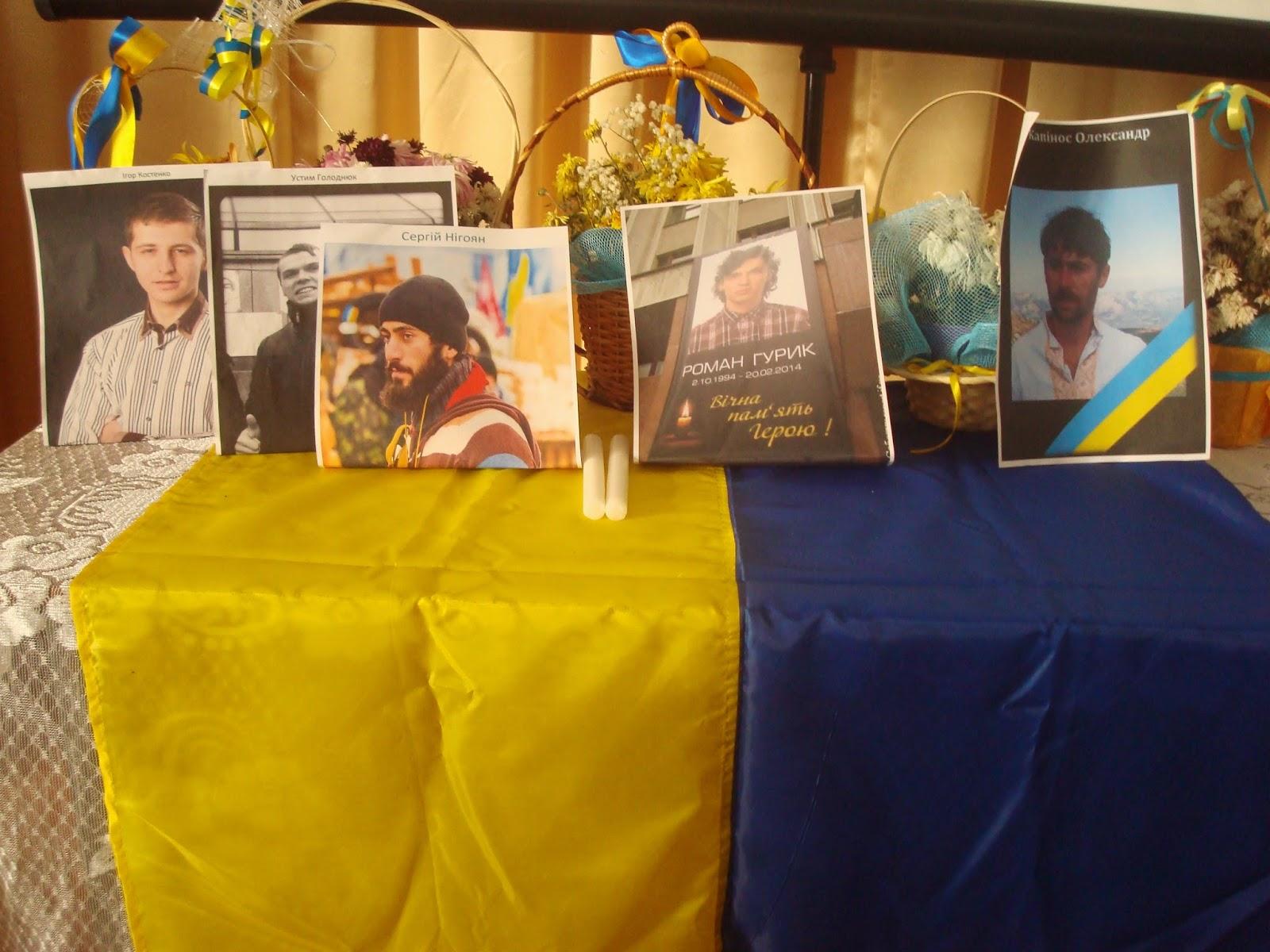 Пробне ЗНО Twitter: МАТЕМАТИКА В ШКОЛІ: Річниці Євромайдану присвячується
