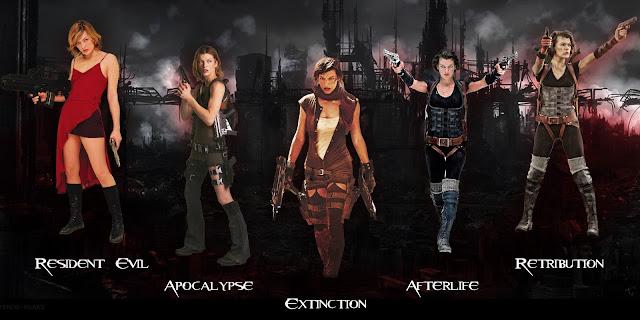 Resident Evil 6 | Teaser trailer recapitula a franquia + Primeiro pôster oficial & imagem inédita