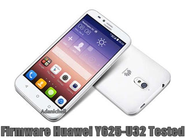 Firmware Huawei Y625-U32 Tested