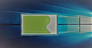 معرفة نسبة استهلاك البرامج للبطارية في ويندوز 10