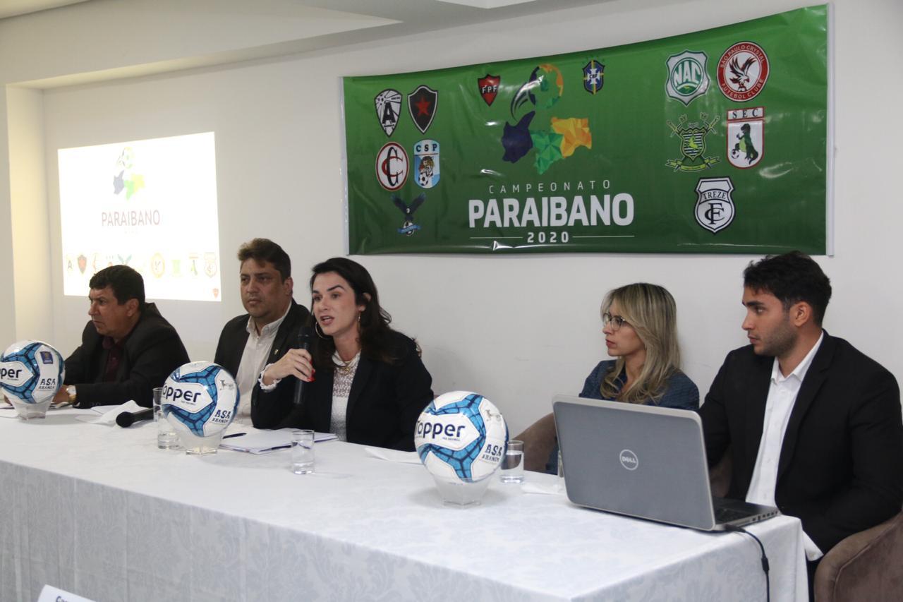 Paraibano 2020 vai ter o mesmo formato do torneio deste ano e deve começar no dia 19 de janeiro