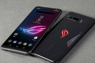 ASUS ROG Phone 5 HP yang cocok untuk game berat