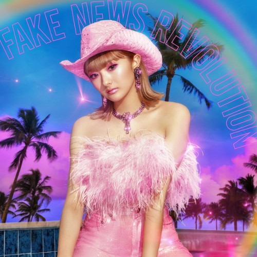 安斉かれん (Kalen Anzai) – FAKE NEWS REVOLUTION [FLAC + MP3 320 / WEB]
