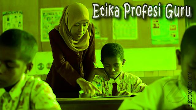 Makalah Etika Profesi Guru