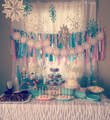 How to plan the perfect party to keep from losing your mind. Step-by-step guide to party planning. Party planning North Alabama. Winter ONEderland first birthday party
