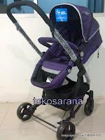 Kereta bayi Pliko BS798AL Baby 2 Go 3
