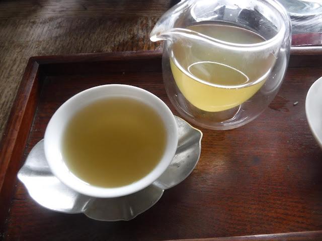 zielona herbata przenie
