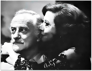 Paulo Autran e Fernanda Montenegro em Guerra dos Sexos