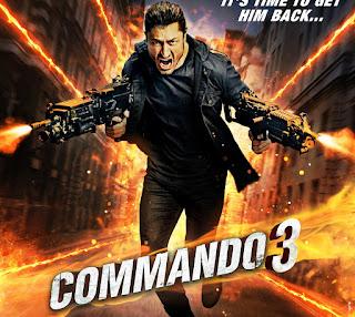 Bollywood new movie commando 3