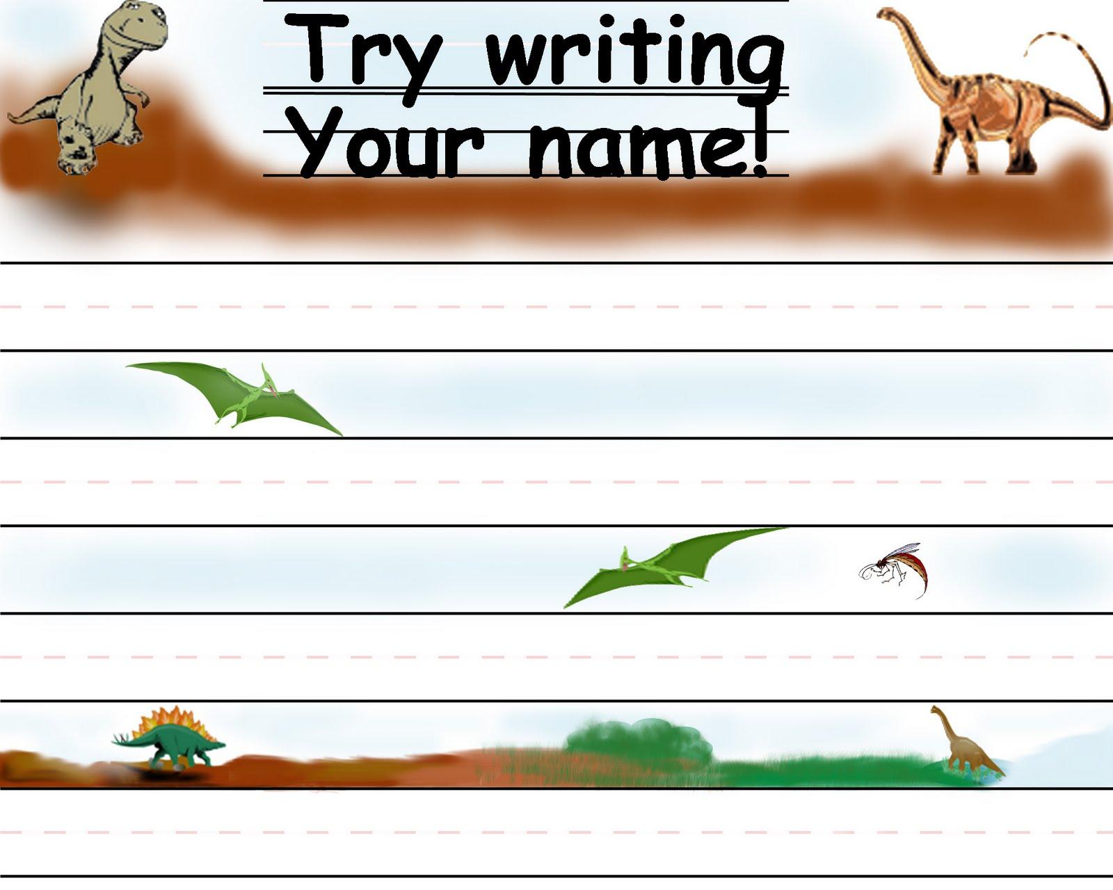 Dinosaur Worksheet Images